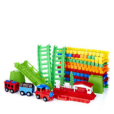 Twister Trains 14ft Track with Accessories