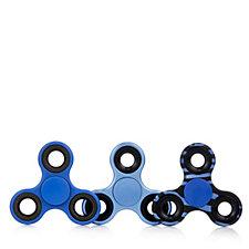 Set of 3 Fidget Spinners