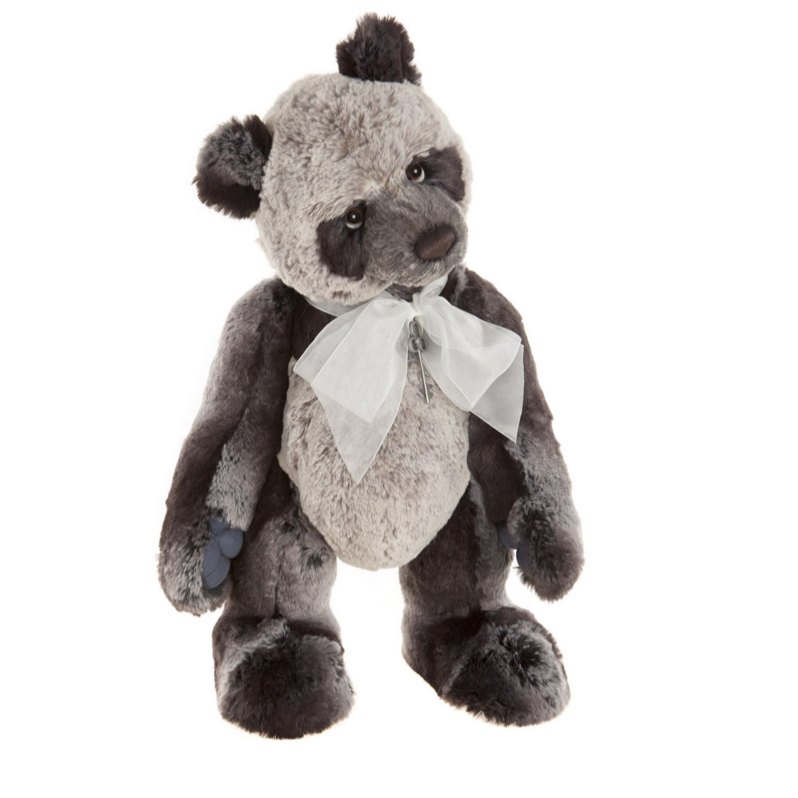 "Charlie Bears Collectable Peyton 24"" Plush Bear - 705162"