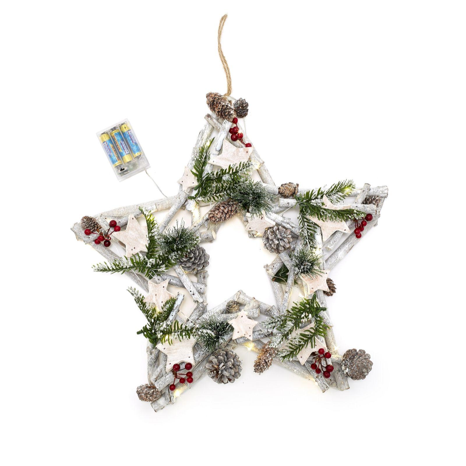 Christmas Decoration Christmas Qvc Uk