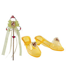 Disney Beauty and the Beast Belle Dress Up Accessories