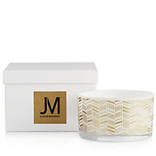 JM by Julien Macdonald Signature 3 Wick Candle