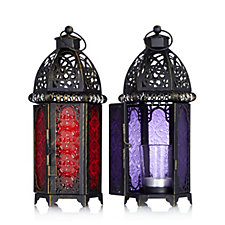 Yankee Candle Set of 2 Grand Bazaar Lanterns