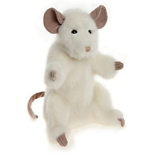 Charlie Bears Collectable Sniff Mouse 10