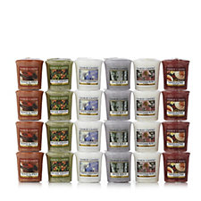 Yankee Candle 24 Piece Special & Retired Assorted Votives