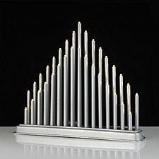 702273 - Battery Powered LED Candle Bridge
