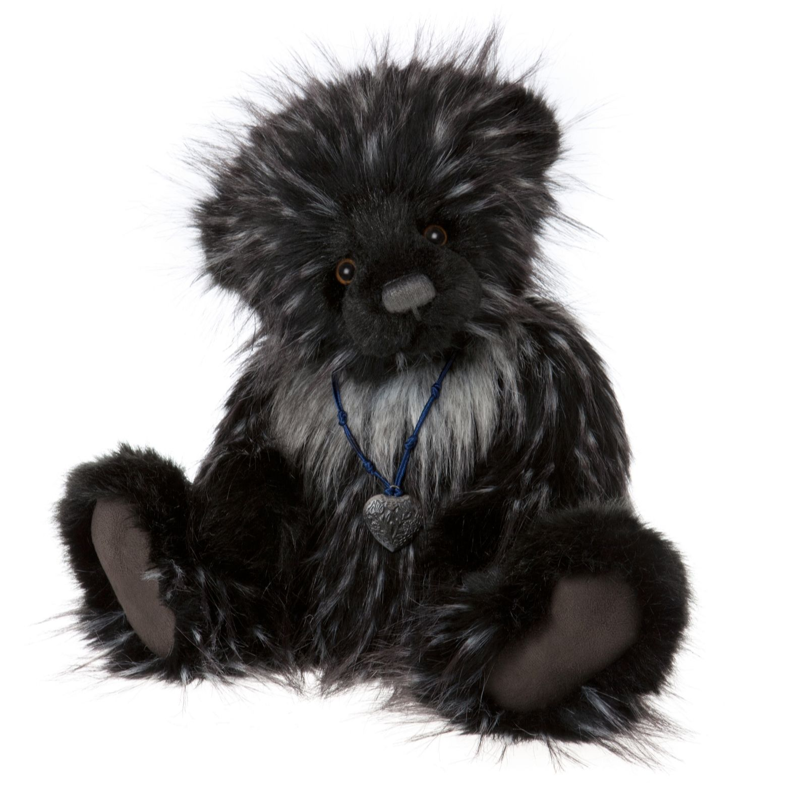 "Charlie Bears Collectable Jubbly 15"" Plush Bear - 705174"