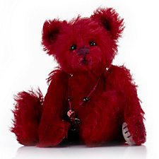 Charlie Bears Collectable Cherry 7