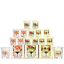 705375 - Yankee Candle 53 Piece My Serenity T-light & Votive Spring Collection