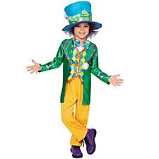 Disney Mad Hatter Boy Costume