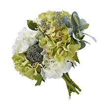 Peony Hydrangea Bouquet