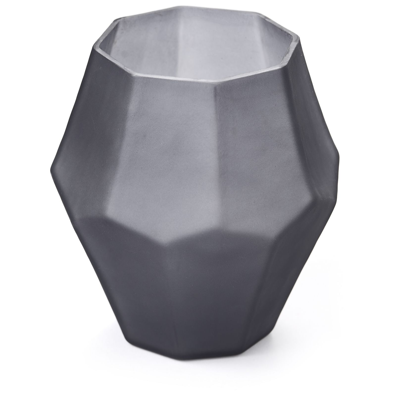 K by kelly hoppen black glass octo vase qvc uk reviewsmspy