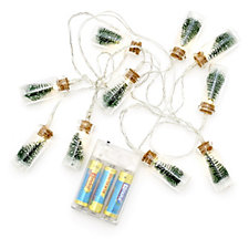 Home Reflections Set of 10 LED Christmas Tree Light Strand