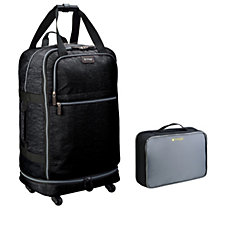 704978 - Biaggi Zip Sak Foldable Luggage by Lori Greiner