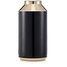 Kelly Hoppen Black & Gold Vase