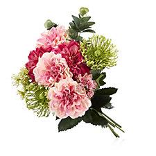 Peony Dahlia Bouquet