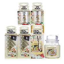 Yankee Candle Christmas Cookie Selection Pack