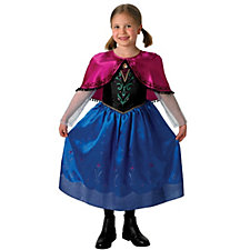 Disney Frozen Anna Travelling Outfit Costume