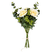705582 - Peony RHS Roses & Greenery Bouquet