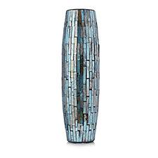 Home Reflections Ocean Mosaic Vase