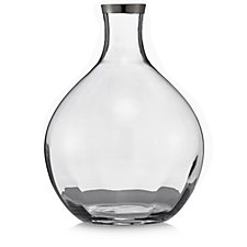 Kelly Hoppen Lustre Glass Bottle Vase