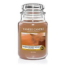 Yankee Candle Warm Desert Winds Large Jar