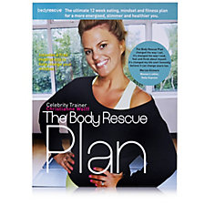 The Body Rescue Plan Paperback by Christianne Wolff