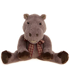 705287 - Charlie Bears Collectable Hatfield Hippo 17