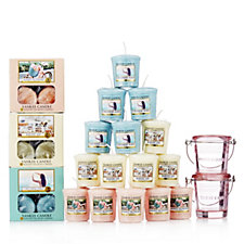 Yankee Candle 53 Piece Step into Spring USA Tea-light & Votive Collection