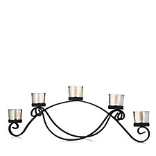 705790 - Home Reflections Candelabra with Five Candle Holders