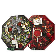 706390 - Yankee Candle Set of 2 Advent Calendars