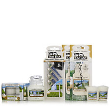 708490 - Yankee Candle Clean Cotton Fragrance Bundle