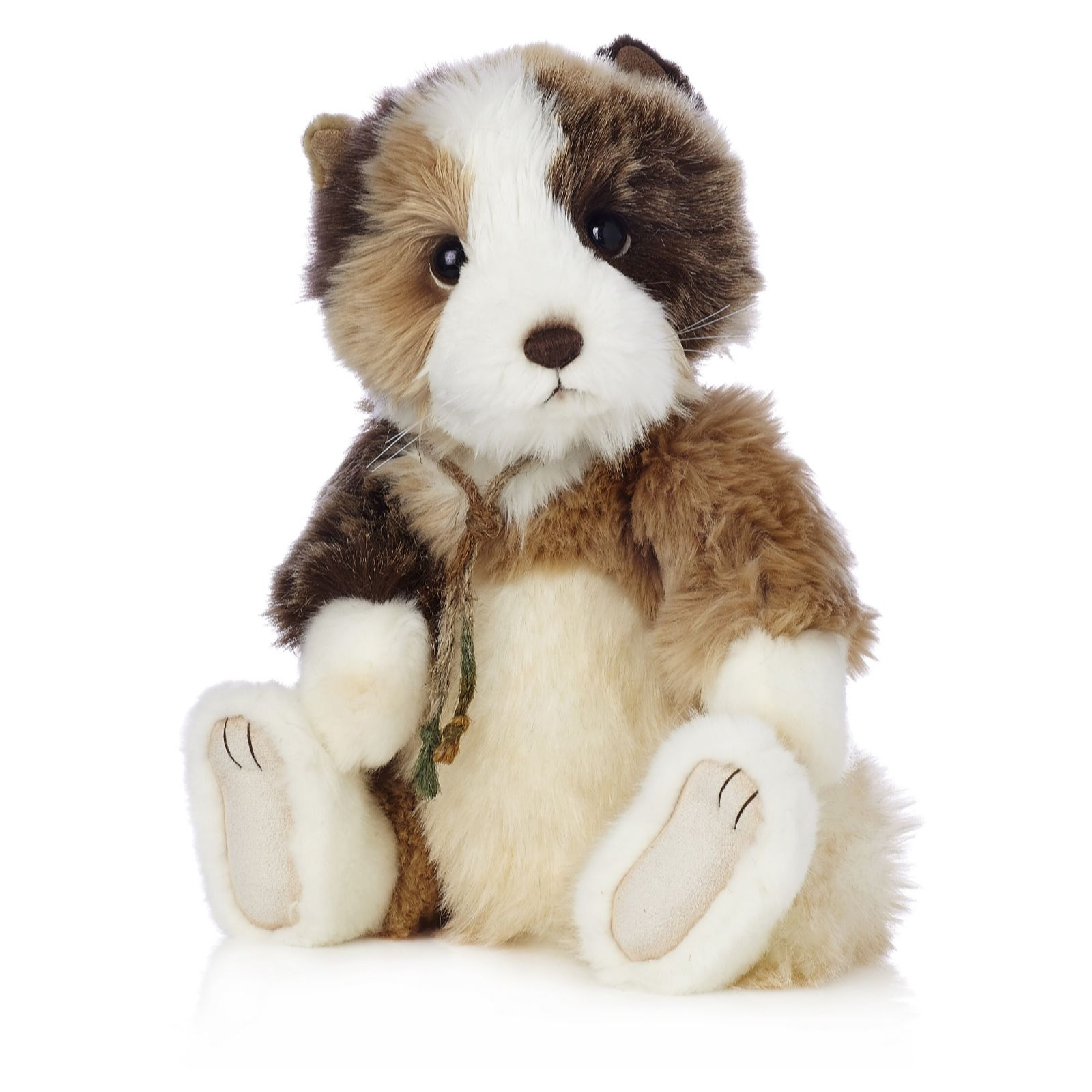 "Charlie Bears Collectable Cavey 13"" Plush Bear - 702794"