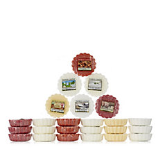 Yankee Candle 24 Piece Melt Selection