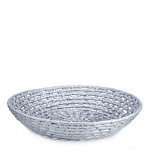 K by Kelly Hoppen Wicker Bowl