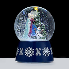 704797 - Musical Frozen Snowglobe with Timer
