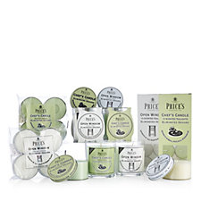 Price's Candles 30 Piece Fresh Air Collection