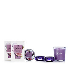 Prices Candles 16 Piece Fresh Fig Collection