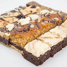 806800 - Bad Brownie 25 Piece Pudding Box Brownie Selection
