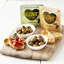 804502 - Oloves Set of 20 Snack Pouch Olives