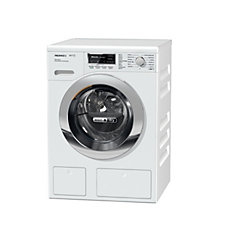 Miele WTH120WPS Washer Dryer with 1600 RPM Spin & Twin Dos System