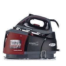 Morphy Richards 332006 Elite 6.5 Bar Auto Clean Ionic Steam Generator Iron