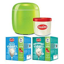 805105 - Easiyo Mini Yoghurt Maker Mini Sachets & Jar Starter Pack