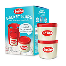 Easiyo Basket & Jars Accessories Pack