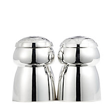 Culinary Concepts Champagne Salt & Pepper Set in a Gift Box
