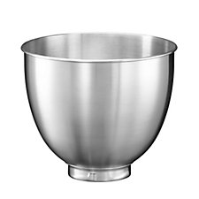 KitchenAid 3.3L Stainless Steel Bowl for Artisan Mini Stand Mixer