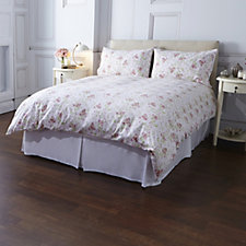 Northern Nights Heavyweight Egyptian Cotton Flannel 4 Piece Annabel Duvet Set