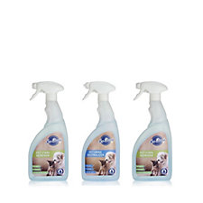 Mrs Gleam 2 x Pet Stain Removers & Pet Urine Neutraliser