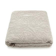 Kelly Hoppen Paisley Stonewashed Bedcover