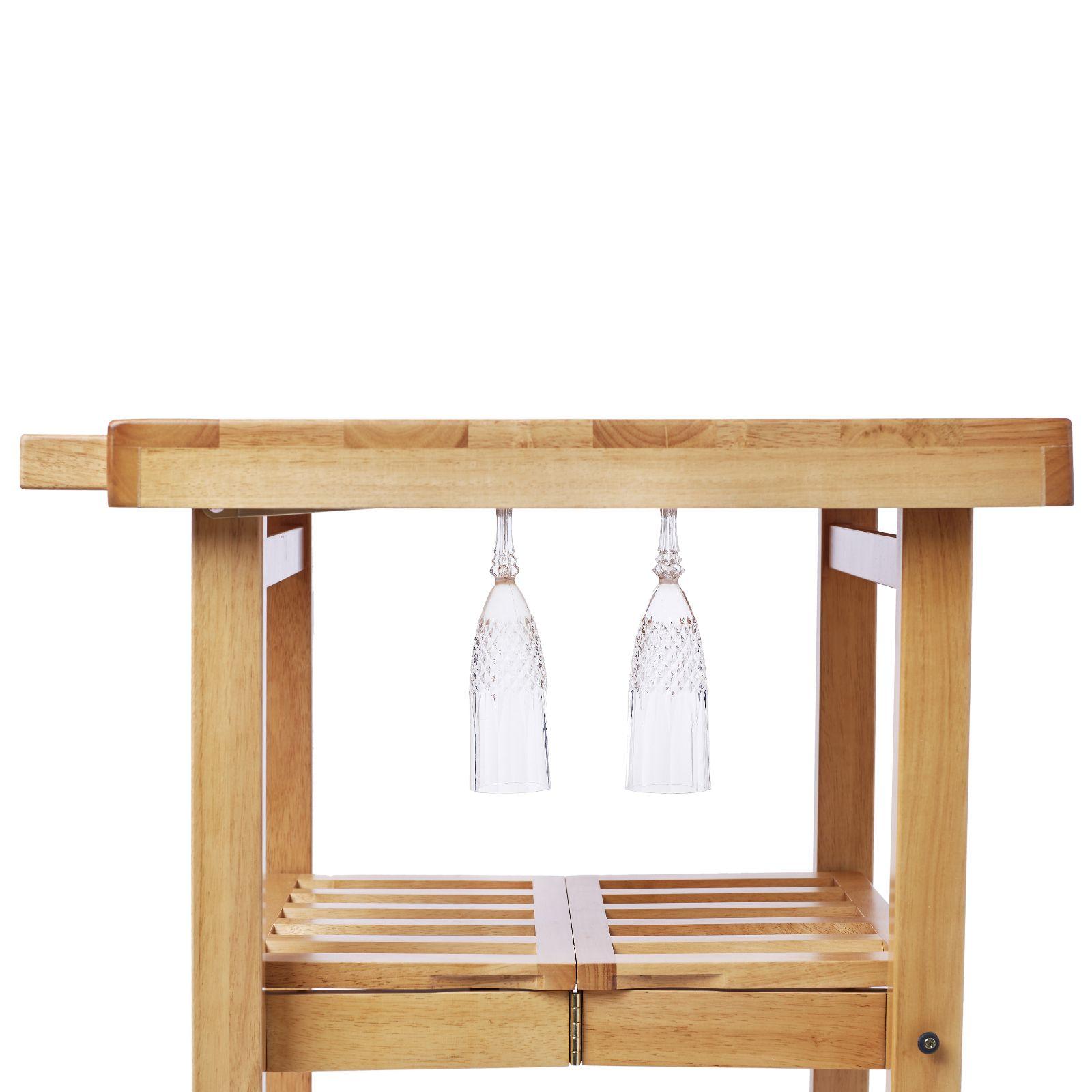 Small kitchen trolley with drawer bestbutchersblock com kitchen